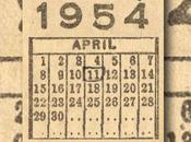 ¿Sabías aburrido siglo abril 1954?
