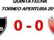 Newell´s Boys:0 Colón:0 (Fecha
