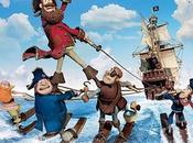 Tráiler teaser pósters '¡Piratas!'