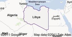 Libia: guerra cuarta generación, control poder petróleo