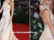 Gwyneth Paltrow, espléndida Prada, Festival Venecia