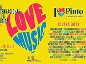 Love Music Pinto 2021, cartel