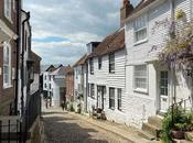 Rye. pueblo medieval suspendido tiempo