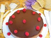 Cheesecake chocolate (sin horno)