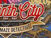ANÁLISIS: Labyrinth City Pierre Maze Detective