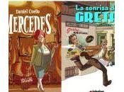 Comics pares: sonrisa Greta» «Mercedes»