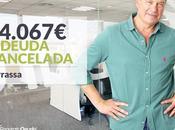 Repara Deuda cancela 64.067€ Terrassa (Barcelona) Segunda Oportunidad