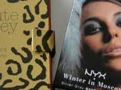 Nuevas Paletas NYX: Winter Moscu Haute Jersey