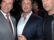 Stallone, Schwarzenegger, Willis, Damme Chuck Norris: Expendables