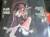 "Vinilos: ""Soul train"" ""Black power vol.2"""