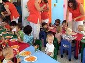 niños españoles está horas guardería