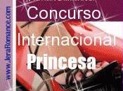 Este otoño… Concurso Internacional Princesa Jera Romance.