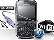 Conectandome Internet Google Wi-Fi Samsung GT-S3350