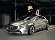 Concept A-Class Mercedes-Benz Cibeles Fashion Week