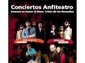 Conciertos Anfiteatro Sebastian Reyes 2021