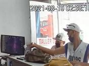 (video) sujetos dedican asaltar negocios oriente capital