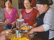 Mujeres empoderadas dirigen proyectos comunitarios Mashpi