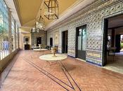 Palacio condesa Lebrija (10): Cenador cristal.