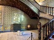 Palacio condesa Lebrija (16): Escalera principal.