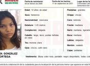 Alerta Amber: Annalía años extravió Santa María