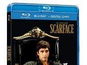 Comparando ediciones 'Scarface, precio poder', Blu-Ray