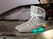 2011 Nike MAG, back future
