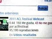Viendo vídeos Youtube Samsung chat
