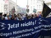 Berlín manifestó contra aumento alquileres