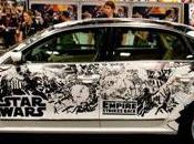 subasta Star Wars Passat 2012