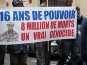 Contra impunidad Ruanda