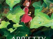 está aquí 'Arrietty mundo diminutos'