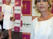 Sofía Habsburgo presentó colección bolsos Corte Inglés Madrid