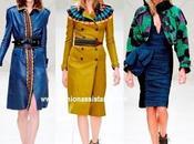 London Week Fashion Week, Primavera 2012. Burberry Prorsum