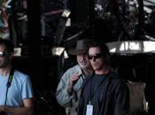 Christian Bale Terrence Malick filmando Austin