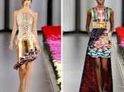 Mary Katrantzou Spring 2012 London Fashion Week