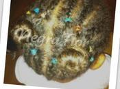 Probando peinados