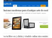 SoopBook permite divulgación online creaciones propias