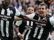 Hat-trick Demba para Newcastle( 3-1) Blackburn