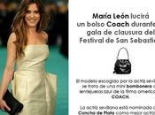 María León lucirá COACH durante clausura Festival Sebastián