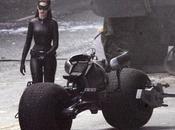 luce Catwoman orejas gato 'The Dark Knight Rises'