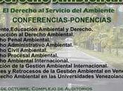XIII Congreso Venezolano Derecho Ambiental