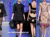 Milan Fashion Week, Spring Summer 2012. Dolce Gabbana