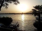 Ocaso Nilo