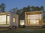 Frentes fachadas minimalistas