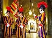 ¿Por Guardia Papa suiza?