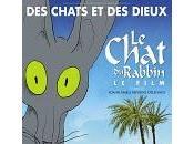 chat rabbin, comic frances hecho pela