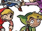 Legend Zelda: Four Swords disponible gratis para