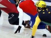 España participa primera historia Mundial short track