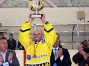 Hockey Hielo: Final Four Copa hockey hielo jugará Logroño.