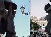 Historia monumento Juan Belmonte altozano Triana